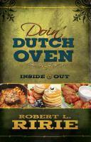 Doin' Dutch Oven