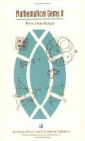 Mathematical Gems II