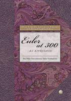 Euler at 300