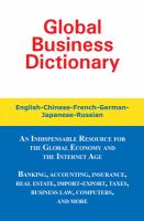 Global Business Dictionary