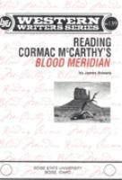 Reading Cormac McCarthy's Blood Meridian