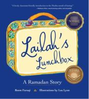 Cover of Lailah's Lunchbox