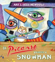 If Picasso Painted A Snowman