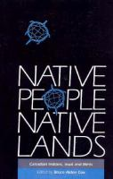 Native People, Native Lands