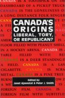Canada's Origins