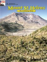 In Pictures, Mount St. Helens, the Continuing Story