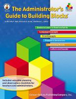 The Administrator's Guide to Building Blocks