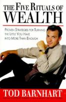 The Five Rituals of Wealth