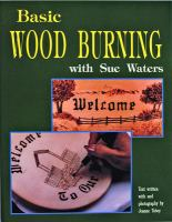 Basic Wood Burning With Sue Waters