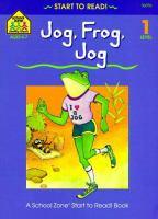 Jog, Frog, Jog