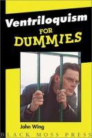 Ventriloquism for Dummies