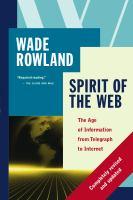Spirit of the Web