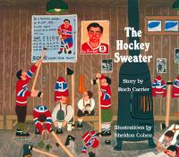 Image: The Hockey Sweater