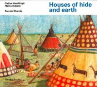 Houses of Hide and Earth