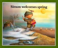 Simon Welcomes Spring