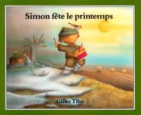 Simon fete le printemps