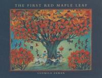 The First Red Maple Leaf