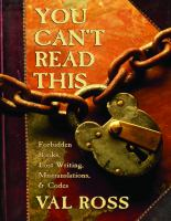 You Can't Read This