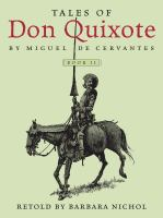Tales of Don Quixote, Book II