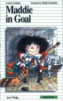 Maddie in Goal