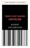 Twenty-first Century Capitalism