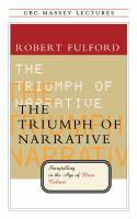 The Triumph of Narrative