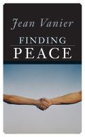Finding Peace