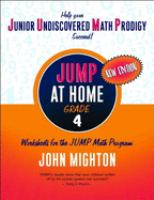 JUMP at Home Grade 4