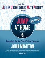 JUMP at Home