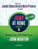 JUMP at Home, Grade 3