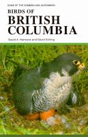 Some of the Common and Uncommon Birds of British Columbia
