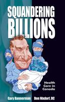 Squandering Billions
