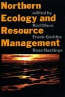 Northern Ecology and Resource Management: Memorial Essays Honouring Don Gill