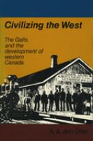 Civilizing the West