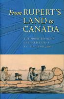 From Rupert's Land to Canada