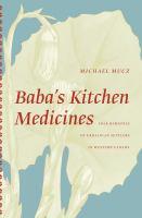 Baba's Kitchen Medicines