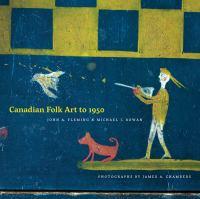 Canadian Folk Art to 1950