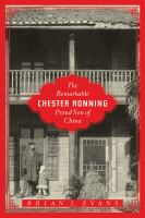 The Remarkable Chester Ronning
