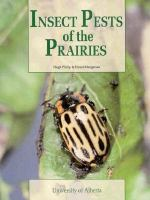 University Of Alberta Insect Pests Of The Prairies