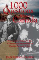 1000 Questions About Canada
