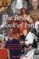 The Royal Book of Lists