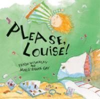 Please, Louise