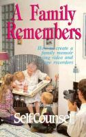 A Family Remembers