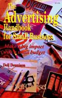 The Advertising Handbook for Small Business