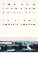 The New Long Poem Anthology