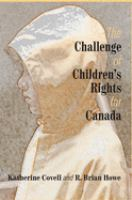 The Challenge of Children's Rights for Canada