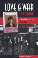 Love & War in London