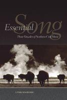 Essential Song: Three Decades of Northern Cree Music (Aboriginal Studies Series)