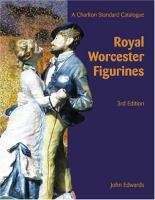 The Charlton Standard Catalogue of Royal Worcester Figurines
