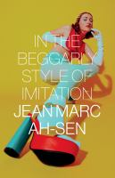 In the Beggarly Style of Imitation